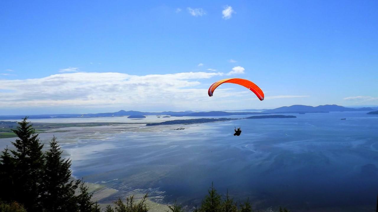 Paragliding Hero Image